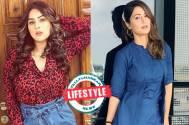 Bigg Boss 13 contestant Shehnaz Gill's STYLE is similar to Hina Khan...