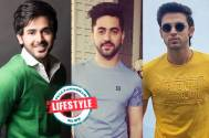 Here's how you can STAY FIT like Randeep Raii, Zain Imam, and Parth Samthaan!