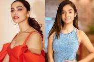 Deepika Padukone's heartwarming gesture for Anushka Sen made her day