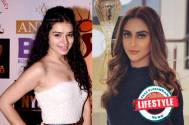 Meet the CURL BOSSES of television - Sukirti Kandpal and Krystle Dsouza!