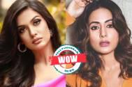 Divya Agarwal and Hina Khan