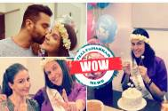 WOW! Neha Dhupia gets a surprise baby shower by Soha Ali Khan and her girl gang; PICS INSIDE