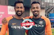 Hardik and Krunal Pandya