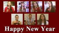 TV stars and their New Year plans and resolutions