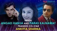 Angad, Ankitta and Paras