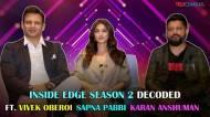 Amazon Prime's Inside Edge Season2