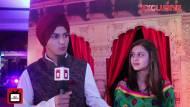 Meet Damanpreet & Tunisha aka Ranjit Singh & Mahtab Kaur from Maharaja Ranjit Singh