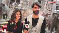 Barun-Shivani get chatty about Iss Pyaar Ko 3