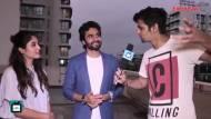 Kritika Kamra and Jackky Bhagnani respond to link-up rumors