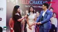 Divyanka and Vivek Dahiya take up the #TCShakeALeg
