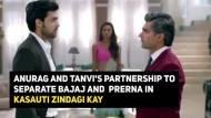 Anurag to create havoc in Prerna and Mr. Bajaj's life in Kasautii Zindagii Kay