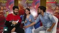 Bhangra Paa Le's Sunny Kaushal & Rukshar Dhillon spill each other's witty secrets with TellyChakkar