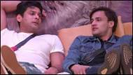 Asim and Sidharth have a verbal clash in the Bigg Boss 13 house