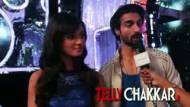 Tellychakkar.              com catches up with hotties Shakti, Sophie and Kritika on the Jhalak stage