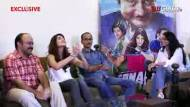 """""""Hit or a miss: Tips on kiss, love & acting by Sholay director, Ramesh Sippy. Rhea Chakraborty tells all. Watch this space!"""""""