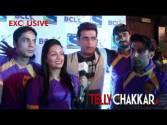 BCL team Rowdy Bangalore gets talking