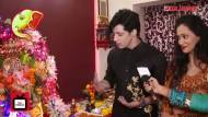 #Ganesh       ChaturthiSpl : Tellychakkar celebrate Ganesh Chaturthi with Vikkas-Guunjan