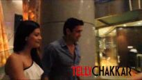 Eating out with Payal Rohatgi and Sangram Singh
