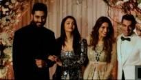 Abhishek Bachchan, Aishwary Rai, Bipasha Basu and Karan Singh Grover
