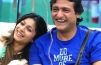 Armaan Kohli and Tanishaa Mukerji (Bigg Boss 7)