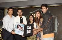 Launch of Divya Agarwal and Varun Sood's music video