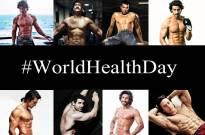 #WorldHealthDay: Bollywood's FITTEST men