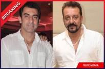 Nawab Shah & Sanjay Dutt