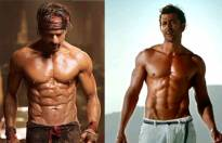 Hrithik or SRK: Who has sexier abs?