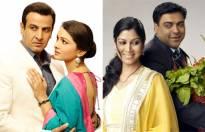 Ronit Roy-Pallavi Kulkarni and Ram Kapoor-Sakshi Tanwar