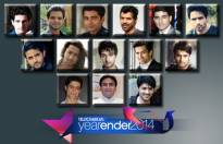 Best TV Face Male of 2014
