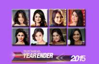 Who is the TV's Best Performer (Female) of 2015?