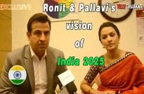Ronit Roy and Pallavi Kulkarni