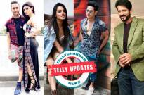 Vikas-Mouni to share screen space, Hiten Tejwani's Bollywood break, Anita turns a cop, Priyank Sharma injured and other Telly updates
