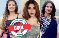 Cool! Catch the Khatron Ke Khiladi 11 divas Anushka Sen, Nikki Tamboli and Divyanka Tripathi rocking it in stylish BOMBER jacket