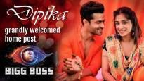 Shoaib Ibrahim welcomes Dipika Kakar