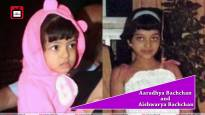 Bollywood stars and their doppelganger kids