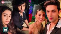 Parth Samthan and Erica Fernandes party together
