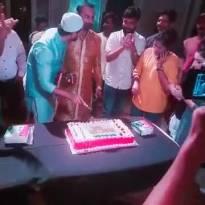 Adnan Khan and Tunisha Sharma celebrates 500 successful episodes of Ishq Subhan Allah