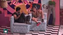 Paras Chhabra gets emotional during a task in Bigg Boss 13 house
