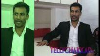 Asif Azim unplugged from the den of Tellychakkar.      com