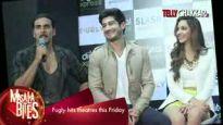 Masala Bites Episode 36: Watch Akshay , Salman, Sharib, Gauahar &  more...