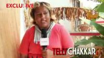 Comic actor Aarti Solanki on the sets of Zhunj