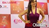 Celebs galore at the 14th Indian Telly Awards Red Carpet