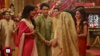 Behind the scenes of Ek Rishta Sajhedari Ka