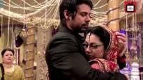 Abhi to tie 'mangalsutra' around Pragya's neck