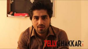 Harshad Chopda at his candid best