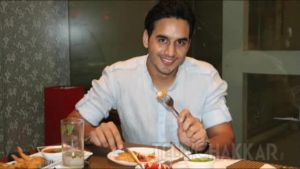 Eating out with Waseem Mushtaq