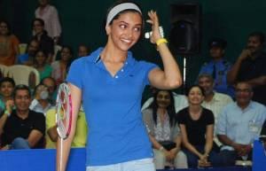 Deepika Padukone (Badminton)