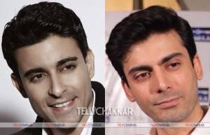 Gautam Rode and Fawad Khan