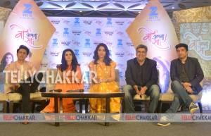Launch of Zee TV's Woh Apna Sa